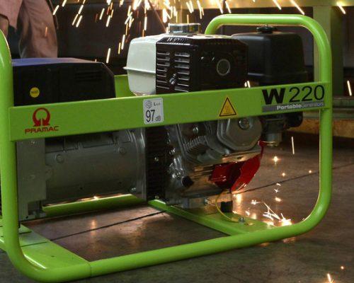 generator sudura