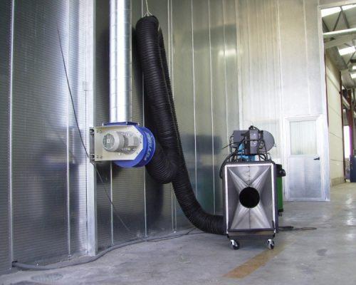 exhaustor mobil