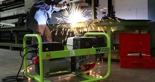generator portabil sudura