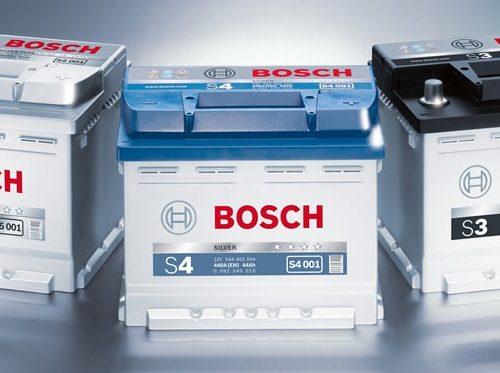 acumulatori Bosch