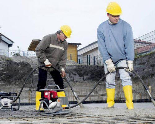 vibratoare beton