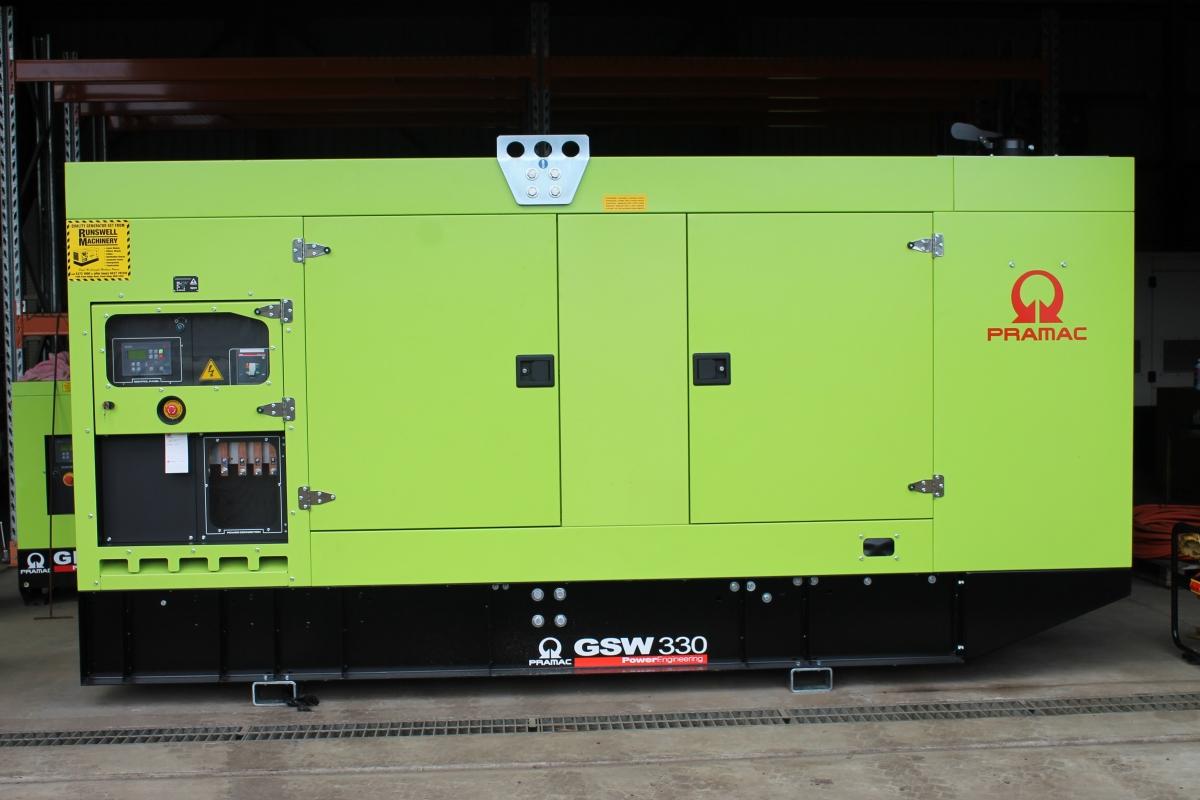 generator curent, stationar