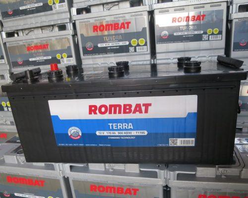 acumulatori Rombat