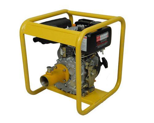 vibrator cu motor termic