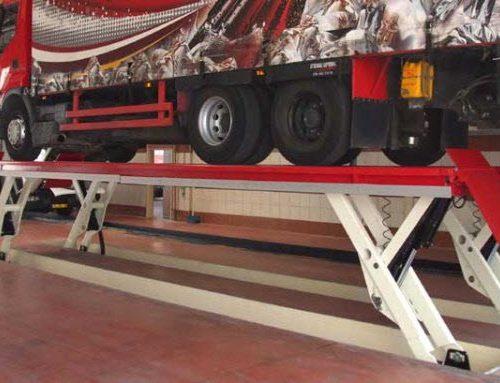 elevator camioane