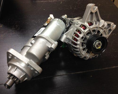 electromotor alternator