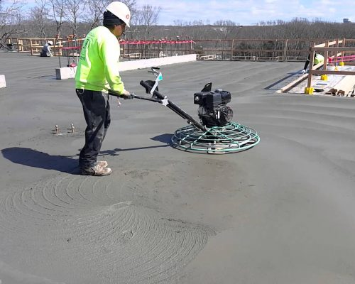 finisor beton