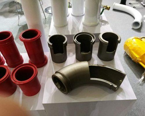 Tubulatura pompe beton