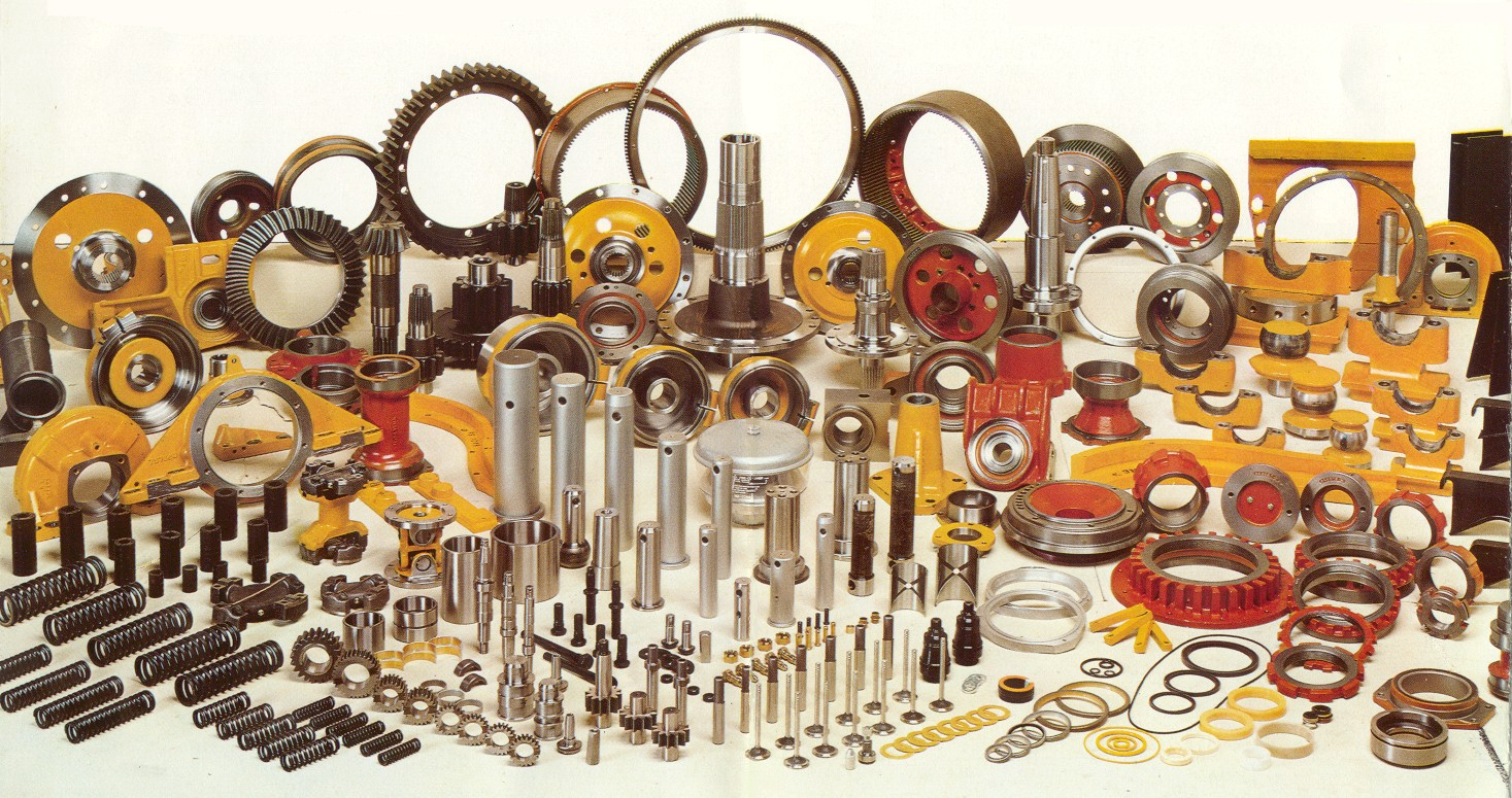 SPARE PARTS FOR MACHINES