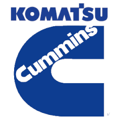 komatsu - cummins